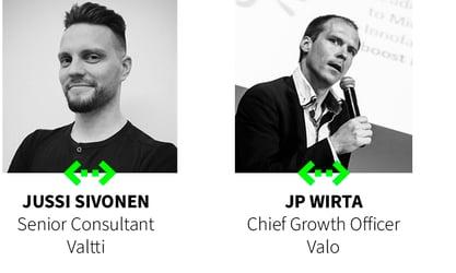 Webinaaripuhujat_Valtti ja Valo